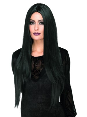 Deluxe Witch Wig Heat resistant
