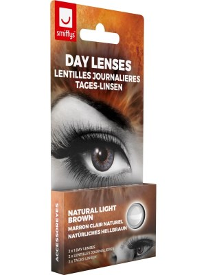 Linser Natural Light Brown