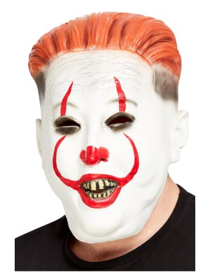 Kim Jung Un Killer Clown Maske