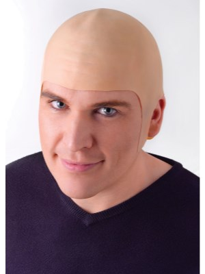 Skallet, Bald Head Latex