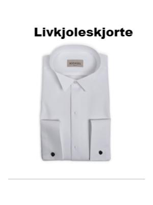 Smokingskjorte Bosweel A Oksnes AS