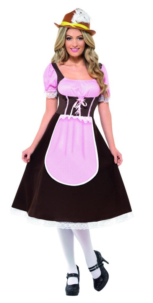 01334a36 Oktoberfest Tavern Girl - A Oksnes AS
